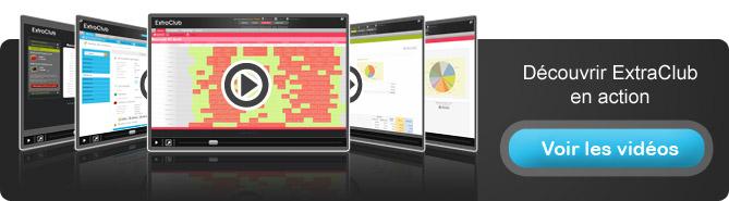 Découvrez ExtraClub, le logiciel de gestion de club de sport en vidéos